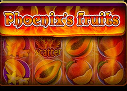 Phoenix's Fruits Slots  (Inbet Games)