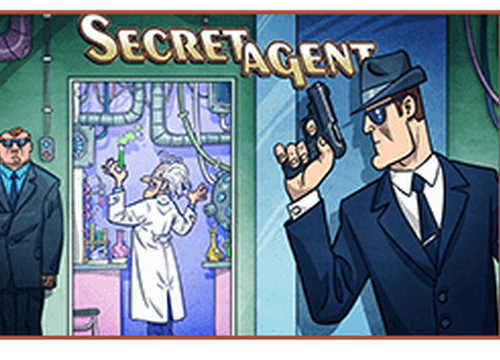 Secret Agent Slots  (Inbet Games)
