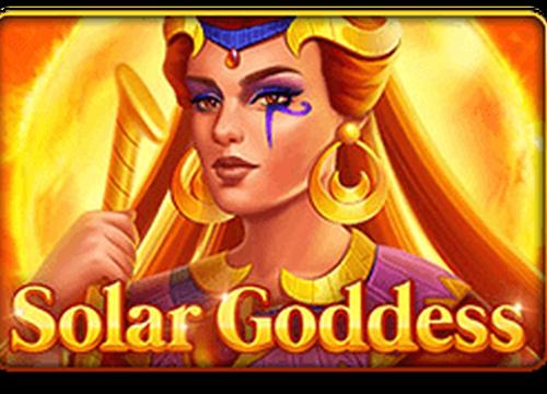 Solar Goddess (3x3) videogames  (Inbet Games)