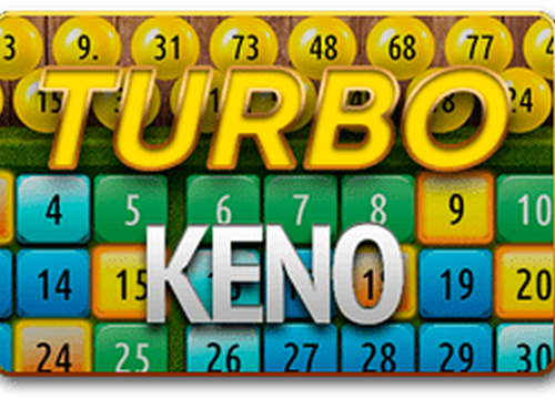 Turbo Keno Pelihallipelit  (Inbet Games)