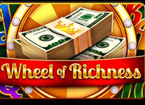 Wheel of Richness Arcade  (Inbet Games)