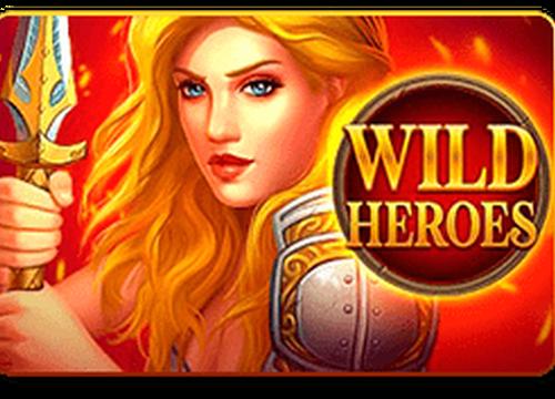 Wild Heroes videogames  (Inbet Games)