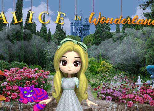 Alice In Wonderland Slots  (KA Gaming)