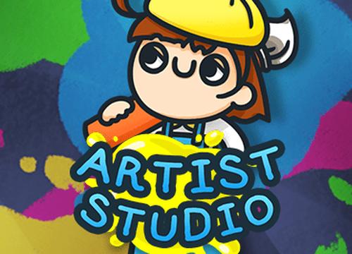 Artist Studio Slots  (KA Gaming)