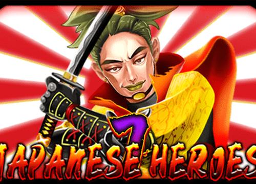 Japanese 7 Heroes Slots  (KA Gaming)