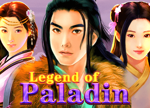 Legend of Paladin Slots  (KA Gaming)