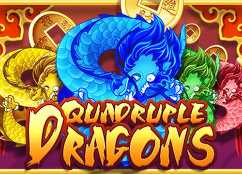 Quadruple Dragons Slots  (KA Gaming)