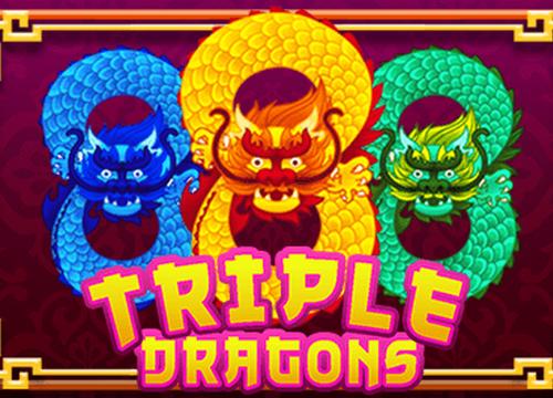 Triple Dragons Slots  (KA Gaming)