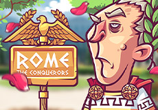 Rome - The Conquerors Slots  (Peter&Sons)