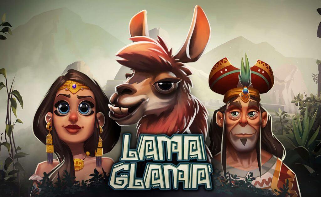 Lama Glama Slots  (Spinmatic)