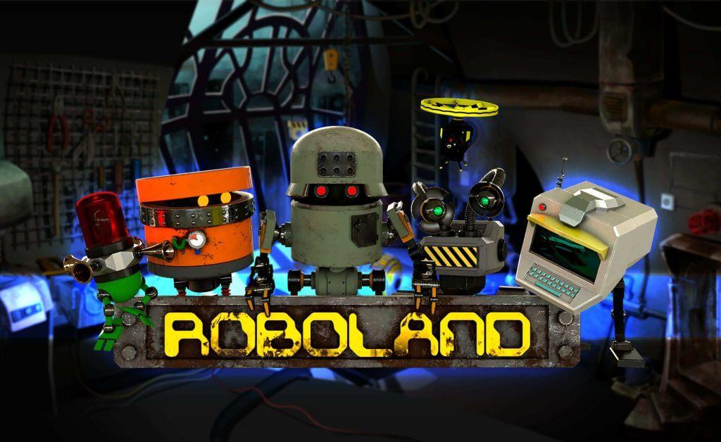 RoboLand Slots  (Spinmatic)