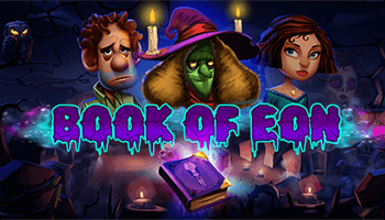 Book Of Eon Slots  (Spinmatic)