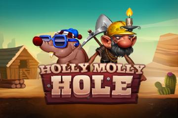 Holly Molly Hole Slots  (Spinmatic)