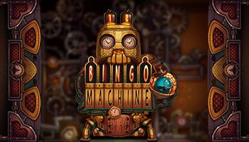 Bingo Machine Slots  (Spinmatic)
