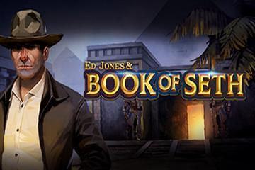 Ed Jones and Book Of Seth Slots  (Spinmatic)