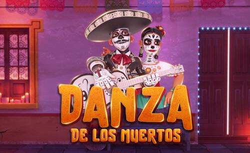 Danza De Los Muertos Slots  (Spinmatic)