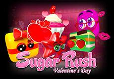 Sugar Rush Valentines Day Slots  (Pragmatic Play)