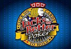 Jacks Or Better Video Poker  (Pragmatic Play)