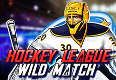 Hockey League Wild Match   Slots  (Pragmatic Play)