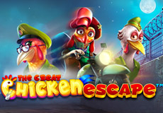 The Great Chicken Escape™ Slots  (Pragmatic Play)