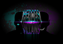 Heroes Vs Villains Slots (BetConstruct)
