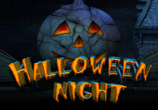 Halloween Night Slots  (BetConstruct) USE PROMO CODE 'LUCKYPUG' FOR 50 FREE SPINS