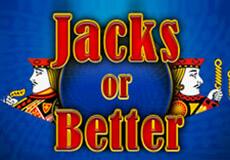 Jacks Or Better Video Poker  (BetConstruct)