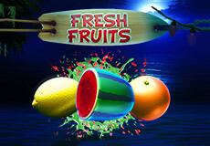 Fresh fruits Slots  (BetConstruct) PLAY IN DEMO MODE OR FOR REAL MONEY