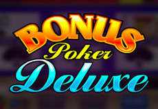 Multihand Bonus Deluxe Poker (Betsoft Gaming)