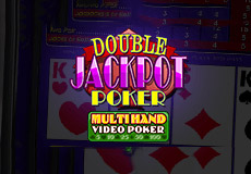 Multihand Double Jackpot Poker  (Betsoft Gaming)