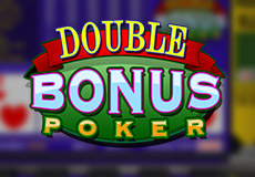 Double Bonus Poker  (Betsoft Gaming)