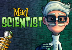 Mad Scientist Slots  (Betsoft Gaming)