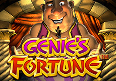 Genie's Fortune Slots  (Betsoft Gaming)