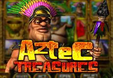 Aztec Treasures Slots  (Betsoft Gaming)