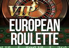 Vip European Roulette Mesa  (Betsoft Gaming)