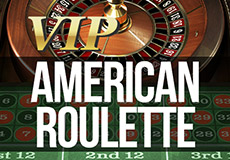 Vip American Roulette Stół (Betsoft Gaming)