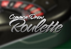 Common Draw Roulette asztal (Betsoft Gaming)