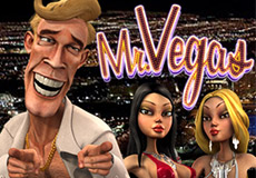 Mr. Vegas Slots  (Betsoft Gaming)