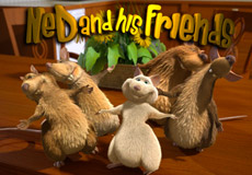 Ned and his Friends Slots  (Betsoft Gaming)