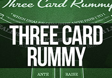 Three Card Rummy Tischspiele  (Betsoft Gaming)