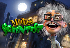Madder Scientist Slots  (Betsoft Gaming)
