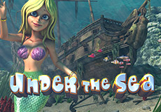 Under the Sea Slots  (Betsoft Gaming)