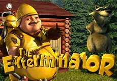 The Exterminator Slots  (Betsoft Gaming)