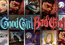Good Girl, Bad Girl Slots  (Betsoft Gaming)