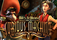 The Curious Machine Plus Slots  (Betsoft Gaming)