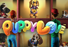 Puppy Love Plus Mobile Slots Mobile (Betsoft Gaming)