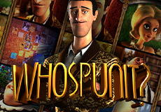 WhoSpunIt? Plus Slots  (Betsoft Gaming)