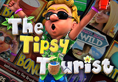The Tipsy Tourist Slots  (Betsoft Gaming)