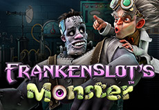 Frankenslot's Monster Slots  (Betsoft Gaming)