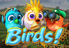 Birds! Slots  (Betsoft Gaming)